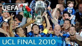 Inter v Bayern: 2010 UEFA Champions League final highlights