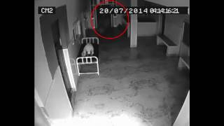 getlinkyoutube.com-Ghost Coming Out Of Dead body Caught On CCTV Camera | Soul Leaving Dead Body, Hospital CCTV Footage