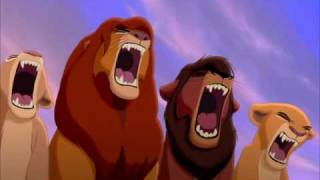 getlinkyoutube.com-07.Der König der Löwen 2 - Wir sind eins (Schlusslied) + Lyrics-Script