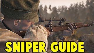 getlinkyoutube.com-Sniper Guide Heroes and Generals