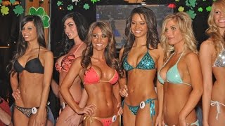 getlinkyoutube.com-Hooters Bikini Contest 2012 Part 1