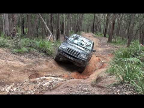 RRC Advanced Drive Day at Jenolan