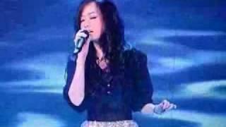 getlinkyoutube.com-张靓颖飚海豚音震撼《英国达人》评委