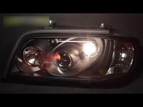 Тюнинг фары для Мерседес-Бенц С-класс W202 | Tuning headlights for Mercedes-Benz C-class W202