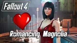 getlinkyoutube.com-Fallout 4 - Romancing Magnolia