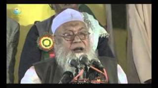 getlinkyoutube.com-Shaykhul Hadith Hazrat Mawlana Tafazzul Haque Hobigonji | Biswanath Madrasha