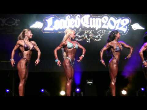 Loaded cup 2012 | Bodyfitness - 168 cm