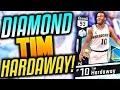 DIAMOND TIM HARDAWAY! NBA 2K17 MyTEAM TBT PACK OPENING! 2 SAPPHIRES!