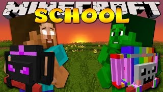 Minecraft School : ADVENTURERS BACKPACKS