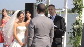 getlinkyoutube.com-Sam and Jackie Full Wedding Ceremony: September 22