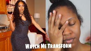 WATCH ME TRANSFORM    GRWM