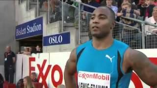 Lighting Usain Bolt vs Asafa Powell (JUNE 2012)