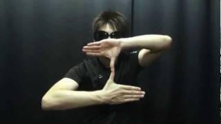 getlinkyoutube.com-How to Finger Dance [finger Tutting step1] フィンガーダンスレッスン