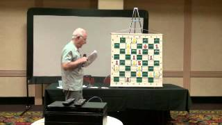 getlinkyoutube.com-IM Anthony Saidy Lecture - 2014 Las Vegas International Chess Festival