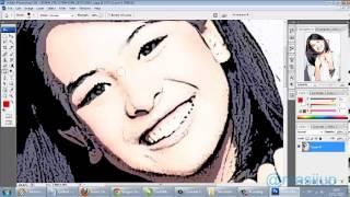 getlinkyoutube.com-Membuat Foto Menjadi Kartun dengan Filter Photoshop CS3