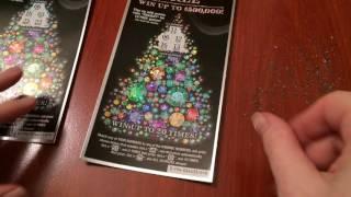 getlinkyoutube.com-$400 in Treasure Tree Tickets - $10 Scratch Off Lottery Tickets (10) Part 5