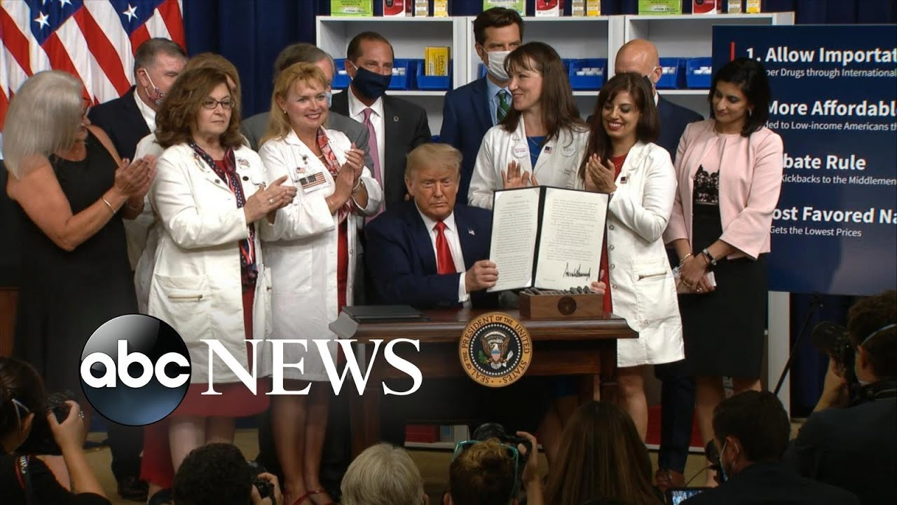 Impact of Executive Orders Lowering Drug Prices?