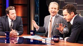 getlinkyoutube.com-Bill Maher, Ben Affleck, Sam Harris HEATED Debate on Islam