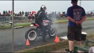 getlinkyoutube.com-MV Agusta Dragster RR 1/8th mile drag