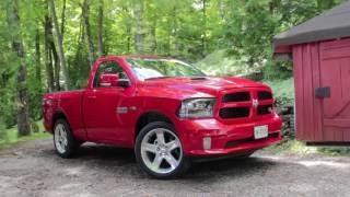 getlinkyoutube.com-2016 Ram 1500 R/T Review - CTKC Road Test