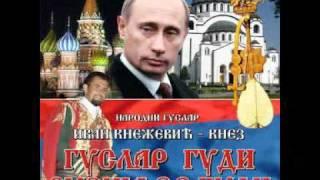 getlinkyoutube.com-Narodni guslar Ivan Knežević-Guslar gudi Rusija se budi