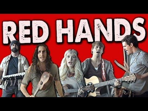 Red Hands de Walk Off The Earth Letra y Video