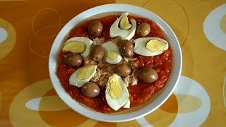 getlinkyoutube.com-سلاطة أمك حورية. اكلة شتوية تونسية بطريقة مبتكرة جربيها مع مذاق متميز ونكهة طيبة بمكونات بسيطة salad