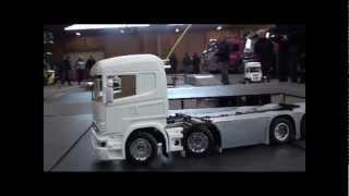RC грузовики RC TRUCKS Utrecht 2013 модели RC 1:14