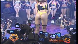 Dutdutan 13 Tribal FHM Bikini Contest OFFICIAL