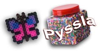 getlinkyoutube.com-Tutorial Farfalla con Pyssla/Hama Beads