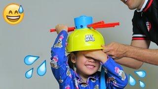 getlinkyoutube.com-DESAFIO MOLHA CUCA! Wet Head Challenge