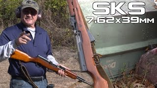 getlinkyoutube.com-SKS complete review and history with Jerry Miculek (4K UHD)