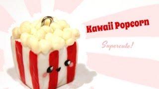 getlinkyoutube.com-◕‿‿◕ Popcorn! Kawaii Friday 60- Polymer Clay How-to-video