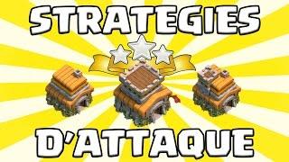 getlinkyoutube.com-Clash of Clans   La MEILLEURE stratégie / technique d'attaque pour HDV6 HDV7 HDV8   100% 3 étoiles