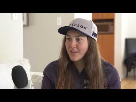 Laurence St-Germain championne canadienne de slalom