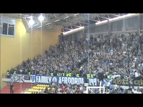 FAMILY AERODROM (MZT SKOPJE - Feni 25.03.2012) Kup finale