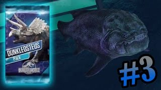 Dunkleosteus and Monsters of The Deep! | Jurassic World - The Aquatic Park | #3