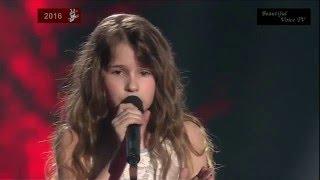 getlinkyoutube.com-Adele-'Hello'.The Voice Kids Russia 2016.Maria.