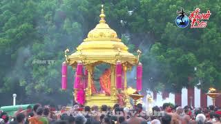 நல்லூர் ஸ்ரீ கந்தசுவாமி கோவில் 21ம் திருவிழா மாலை (வேல்விமானம்) 14.08.2020
