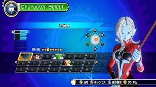 getlinkyoutube.com-Dragon Ball Xenoverse All Character