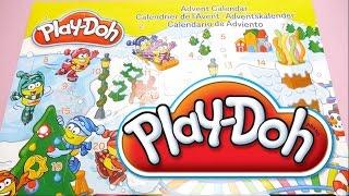 getlinkyoutube.com-Play-Doh Christmas Advent Calendar