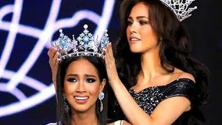 getlinkyoutube.com-Miss World Thailand 2014 - Crowning Moment