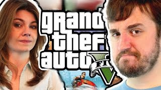 getlinkyoutube.com-GTA em 60 quadros no PC, com Leon e Nilce l Go4fun - Ep. 7