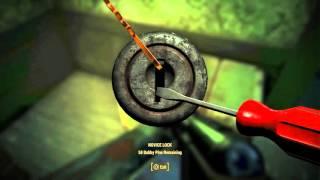 getlinkyoutube.com-Fallout 4 - Taking Point: Taffington Boathouse: Build Settlement Recruitment Beacon, Maragaret Note