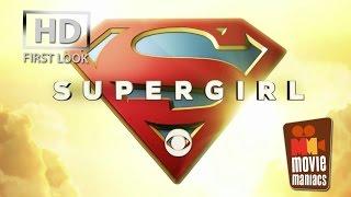 getlinkyoutube.com-Supergirl | official First Look trailer (2015) Melissa Benoist