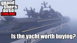 getlinkyoutube.com-GTA ONLINE is the yacht worth buying?
