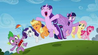 getlinkyoutube.com-Friends Are Always There For You Song - My Little Pony: Friendship Is Magic - Season 5
