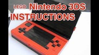 getlinkyoutube.com-Lego Nintendo 3DS Instructions