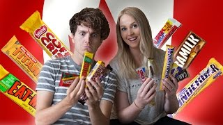 getlinkyoutube.com-AUSTRALIANS TRYING CANADIAN CANDY [Vancouver, Canada]