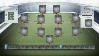 getlinkyoutube.com-FIFA 14 - Squad builder - Bundesliga - Billigt og godt